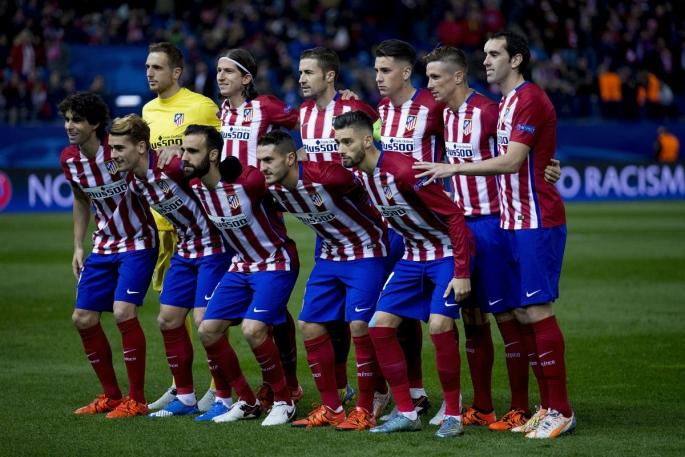 Hasil Imbang Atletico Madrid VS Espanyol 4-12-2016