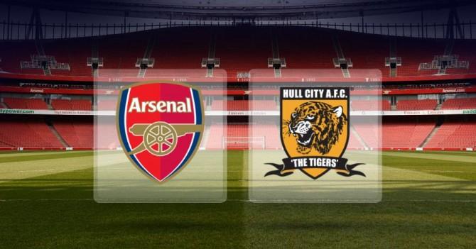 """Arsenal vs Hull City 11-02-2017 """" Mencari Penawar Luka """""""