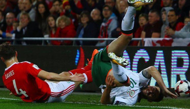 "Hasil Kualifikasi Piala Dunia : Wales 0-1 Irlandia "" Rusia 2018 Tanpa Gareth Bale """
