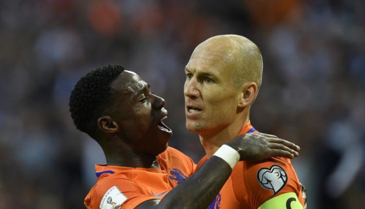 Menang 2-0 Atas Swedia, Belanda Gagal  Tampil di Piala Dunia 2018