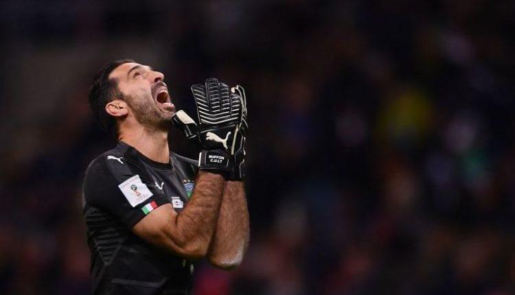 Italia Gagal ke Piala Dunia 2018, Gianluigi Buffon Pensiun