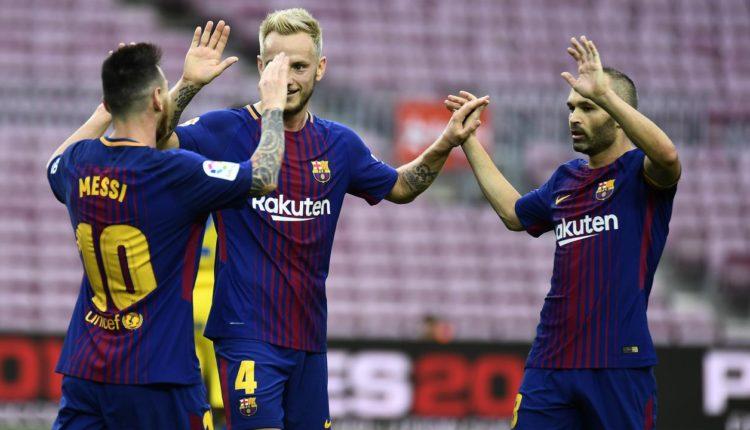 Ivan Rakitic Antusias Bakal Bersua Lionel Messi pada PD 2018